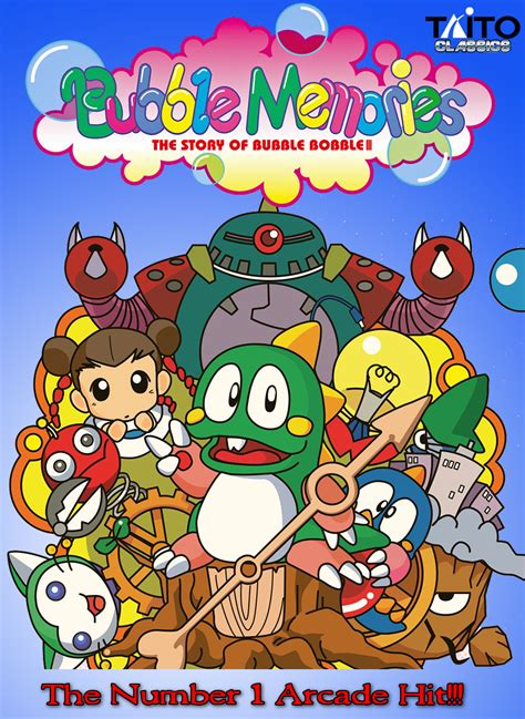 bubble memories  story  bubble bobble iii details