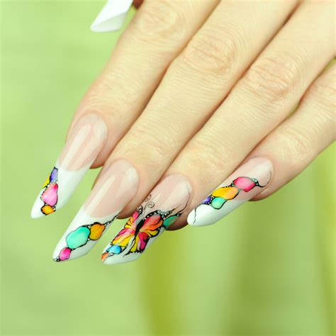 nail art tutorial butterfly nail art tutorial spring butterfly nails