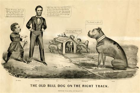 katherine johnson primary sources a political cartoon of grant and lee 1864 gilder
