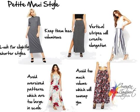 Style Tips by How To Wear A Maxi Skirt Or Maxi Dress For Your Shape