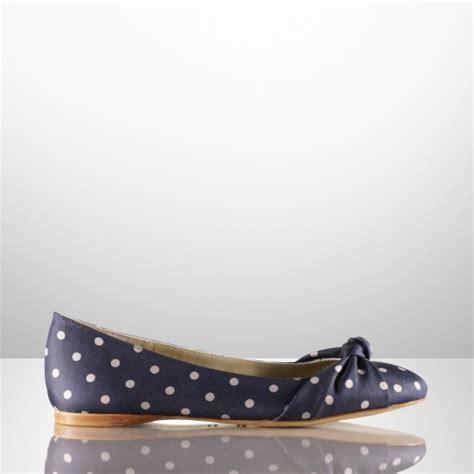 Flatshoes Polka Ring Ks067 Ralph Collection Tadita Polkadot Ballet Flat In