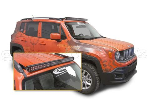 led light bar kit jeep renegade 40 quot led light bar kit daystar