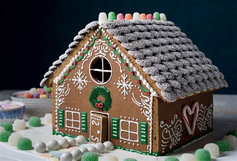 how to make gingerbread house how to make a gingerbread house nyt cooking