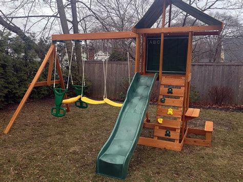 swing sets ct playset assembler and swing set installer in fairfield ct