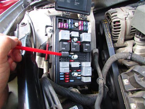 impala fuse box wiring library