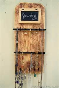 jewelry holders made from wooden pallets pallet wood