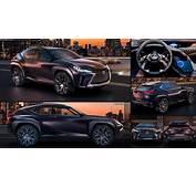 Lexus UX Concept 2016  Pictures Information &amp Specs