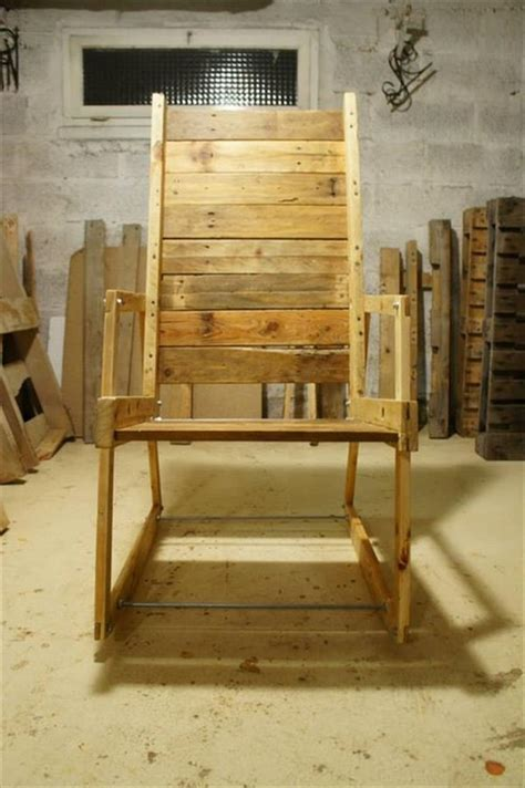 restful pallet wood chairs pallet wood projects
