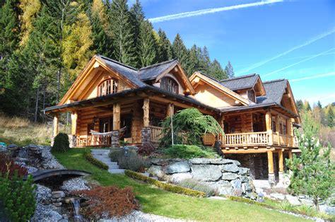 skihütte alpen mieten luxus chalet bad kleinkirchheim h 252 ttenurlaub in