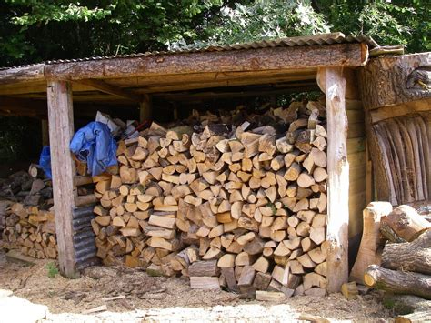 Log Wood Shed by Building Your Log Shed Shed Diy Plans