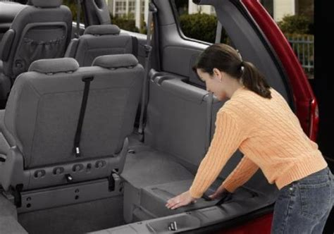2020 Dodge Grand Caravan Seating