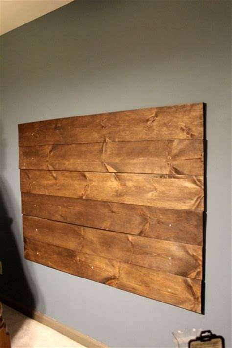 ari s room plank headboard plus new bedding