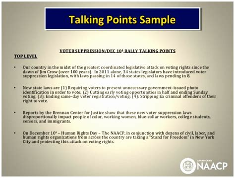 talking points template word 7 talking points template word uetre templatesz234