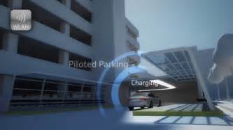 Parking Audi Audi Garage Parking Pilot Aparcando El Coche Con El M 243 Vil
