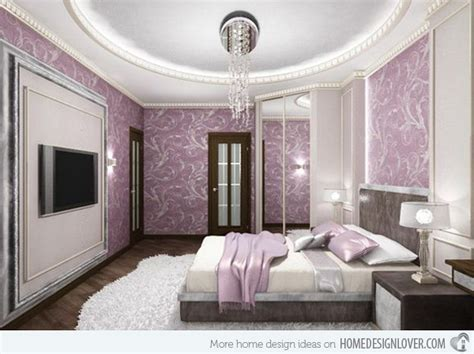 Bedroom Design Ideas Purple 15 Ravishing Purple Bedroom Designs Decoration For House