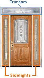 Home Depot Exterior Doors With Sidelights Selecting Your Exterior Doors At The Home Depot