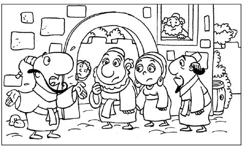 jonah obeys coloring page jonah jonah and the whale jonah prophet