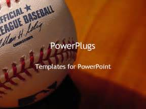 Baseball Themed Powerpoint Template by Free Free Baseball Themed Powerpoint Templates
