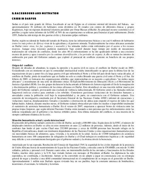 Darfur/Dafur Photo Exhibit Proposal - SPAIN (2008)