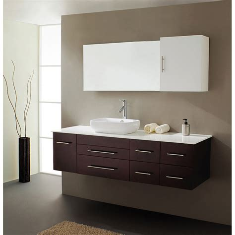 virtu bathroom accessories virtu usa justine 59 quot single sink bathroom vanity