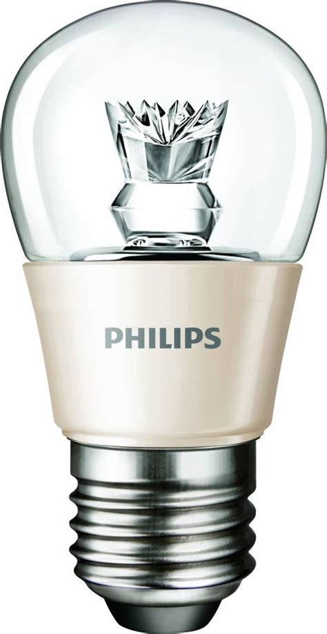 Led Philips 3 Watt philips ledluster bol led 3 5 watt dimbaar e27 fitting grote fitting 123ledspots