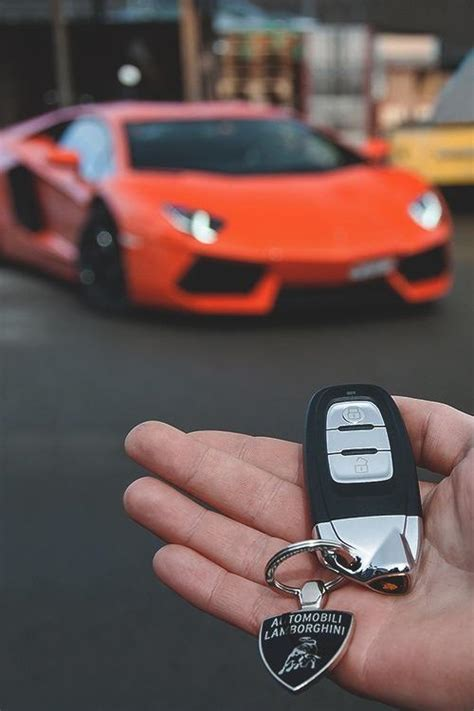 Lamborghini Car Key Could You Live 1 Million Pounds Dale Rodgers