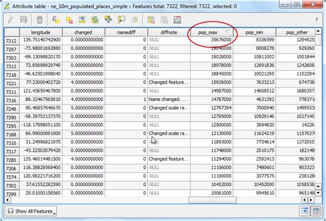 qgis tutorial working with attributes working with terrain data qgis tutorials and tips
