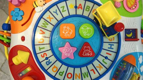 Winfun Letter And Piano Activity Table juaimurah winfun letter and piano activity table