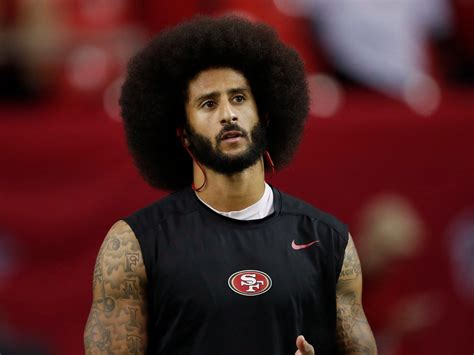 colin kaepernick colin kaepernick may attend anthem protest meetings with
