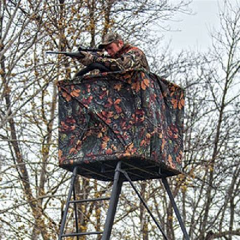 curtain blind hunting new rivers edge curtain for perimeter pod hunting ladder