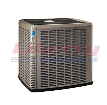 5 ton central air conditioner york czf03013c 2 5 ton 16 seer 410 refrigerant central