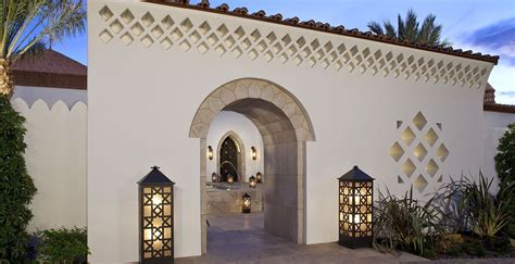 moroccan homes fa 231 ade of a moorish modern home designed by gordon stein