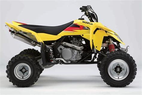2011 suzuki quadracer r450