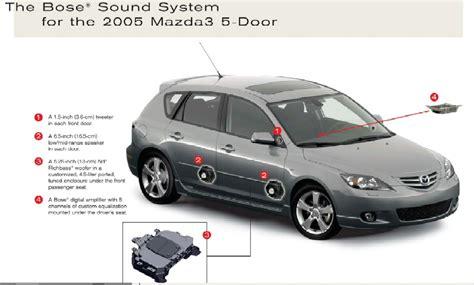mazda 3 audio system mazda 3 bose sound system by amanjets on deviantart