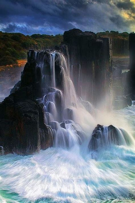 5 breathtaking pictures of boneyard falls australia best amazing places on earth