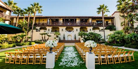 most beautiful wedding venues in northern california estancia la jolla hotel spa weddings get prices for