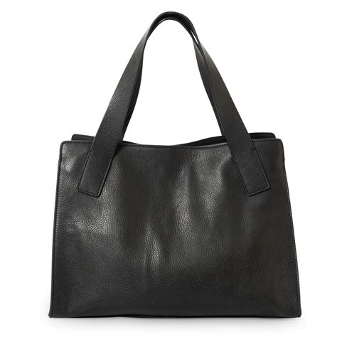 Leather Carrier Bag For The Who Has Everything by Black Esme Medium Leather Tote Bag Oliver Bonas
