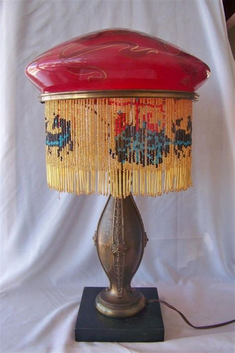 glass beaded l shades czech glass shade for sale classifieds