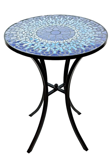 outdoor mosaic accent table 1000 ideas about mosaic patterns on pinterest mosaics