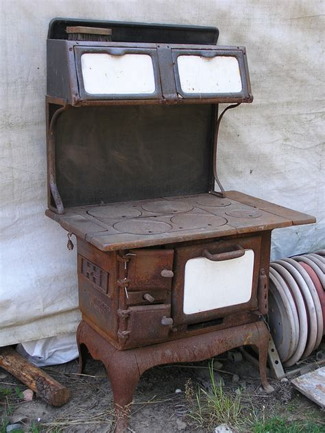 safarri for sale wood burning cook stove cast iron