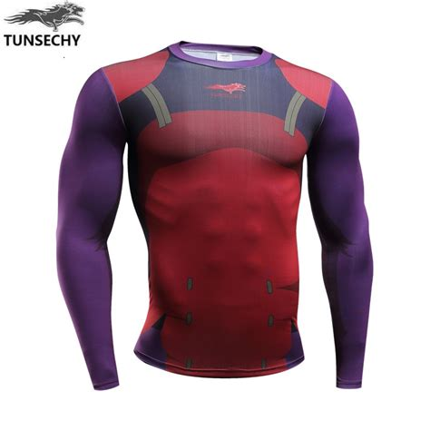 Tshirt Kaos Armour 1b 2017 new fitness compression will will t shirt armor bodybuilding sleeve