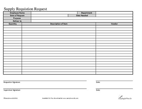 equipment requisition form template supply equipment requisition form hashdoc