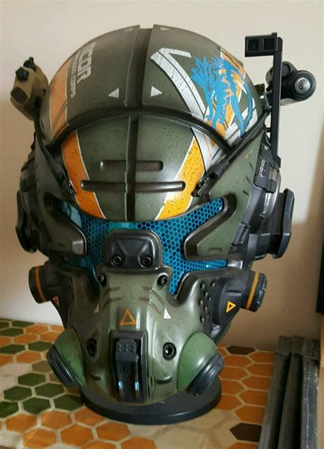Used Dining Room Furniture For Sale titanfall 2 collectors edition pilot helmet and pilot bust