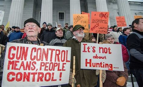 Vermont Gun Background Check Gun Supporters Concede Defeat On Background Checks Message