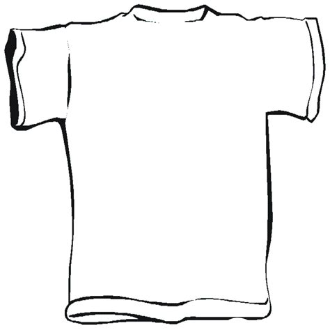 T Shirt Outline Back by Shirt Template Back Cake Ideas And Designs