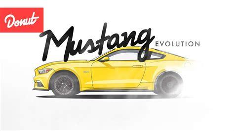 evolution mustang evolution of the ford mustang karage tv
