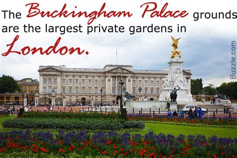 buckingham palace facts facts you probably didn t know about the buckingham palace