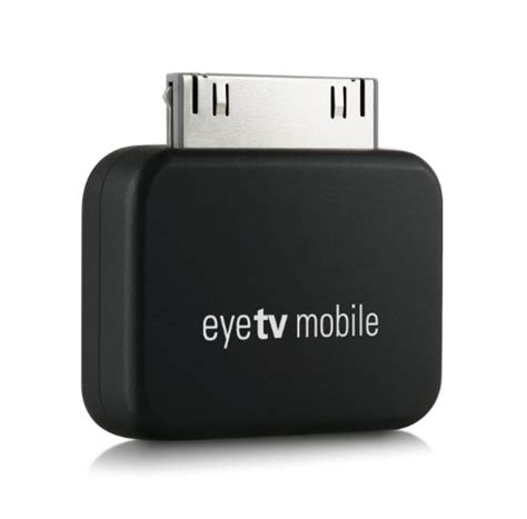 eye tv mobile eyetv mobile dvb t tuner modul