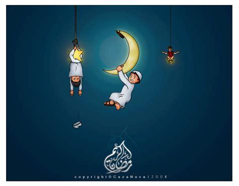 cartoon ramadan wallpaper ramadhan kareem by noufajran on deviantart
