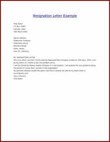 Letter Of Resignation Word by Doc 411532 Resignation Letter Microsoft Word Ms Word Formal Resignation Letter Template 90